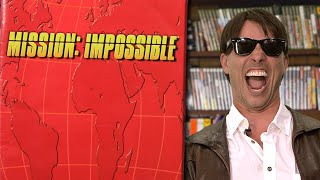 Mission: Impossible (N64) - Angry Video Game Nerd (AVGN)