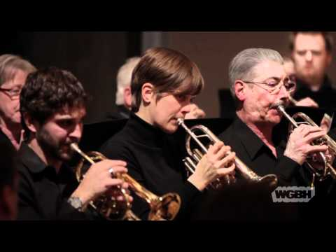 WGBH Music: New England Brass band plays