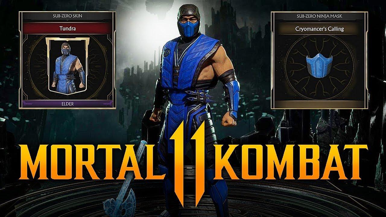 Mortal Kombat 11 New Krypt Event For Sub Zero W Rare