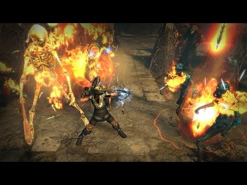 Path of Exile: Ascendancy - The Pathfinder Ascendancy Class