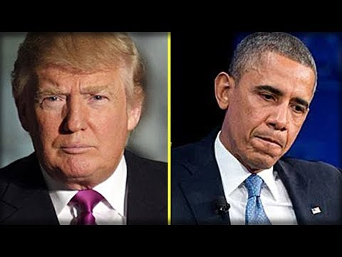 TRUMP JUST HUMILIATED OBAMA WHEN EVERYONE LOOKED AT THE NUMBERS THAT BECAME PUBLIC