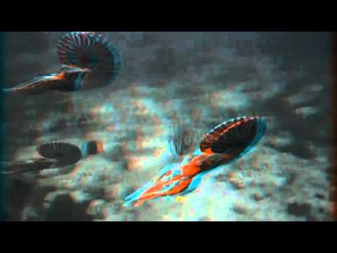 3D film  Lost In Time Prehistoric   You'll need 3D glasses   YouTube