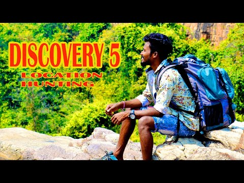 DISCOVERY 5 LOCATION HUNTING || amlesh nagesh || cg comedy |