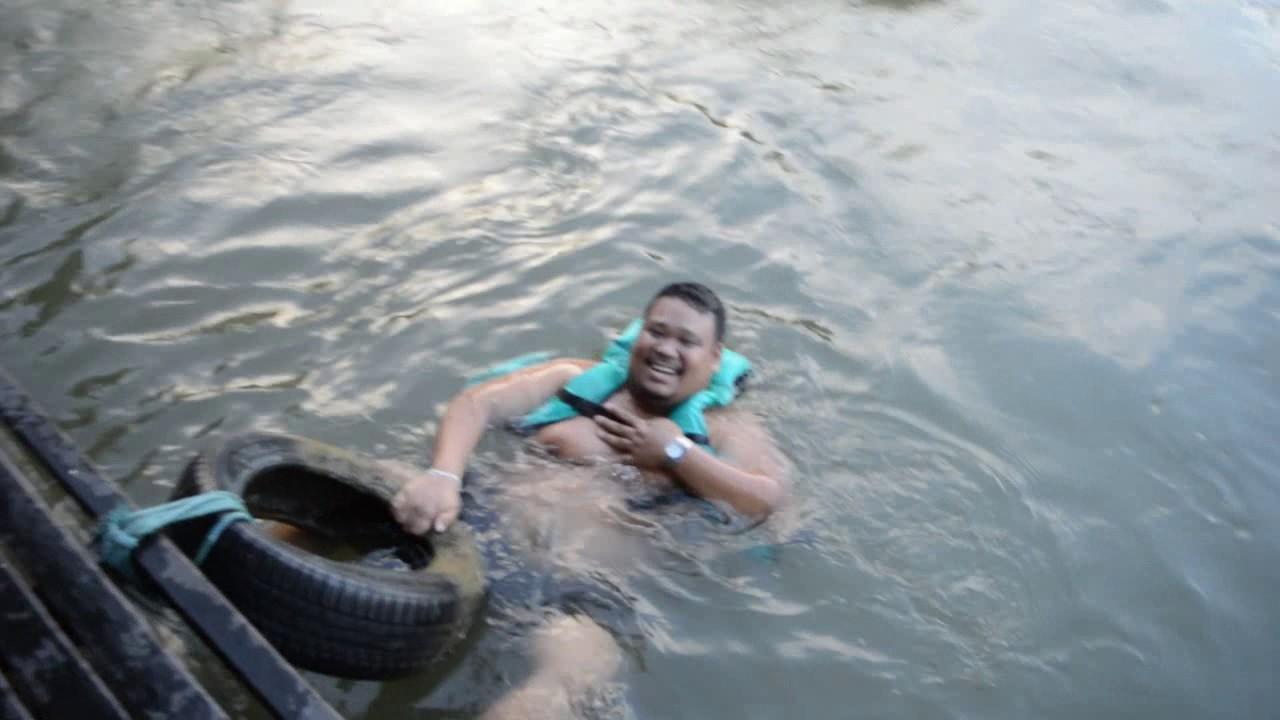 ล่องแพกาญจนบุรี