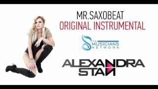 Скачать Alexandra Stan Mr Saxobeat Original Instrumental
