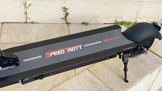 Speedtrott GX14 Paramètre LCD Trottinette Electrique Etanche Surpuissante
