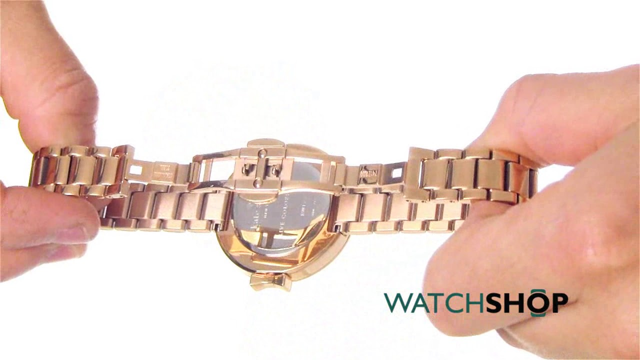 857dcd8c6 Kate Spade New York Ladies' Park Row Watch (KSW1323) - YouTube