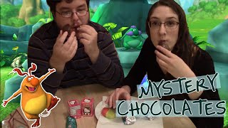 crazy mystery chocolates!