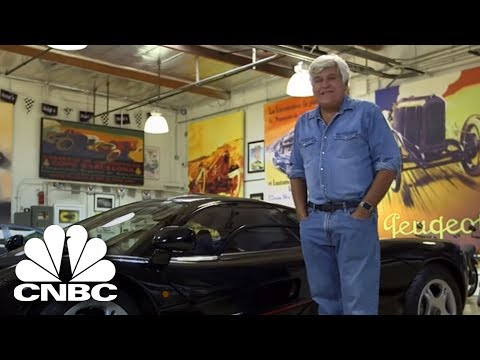 Jay Considers This Vehicle The Greatest Car Of The 20th Century | Jay Leno's Garage | CNBC Prime