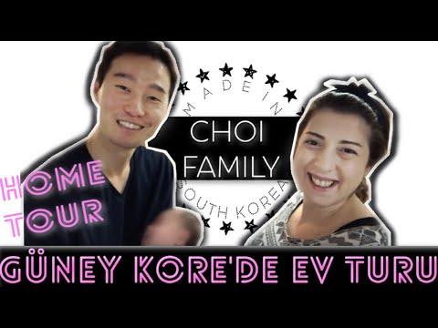 Güney Kore'de Ev Turu ⎟ Home Tour  ⎟South Korea  [Choi Family #37]