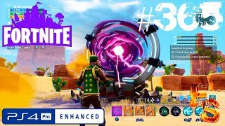 Fortnite, Save the World - Through the Rift, Stabilizes the Rift - FenixSeries87
