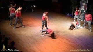 Dance Vida's Reggaetoneras 2014