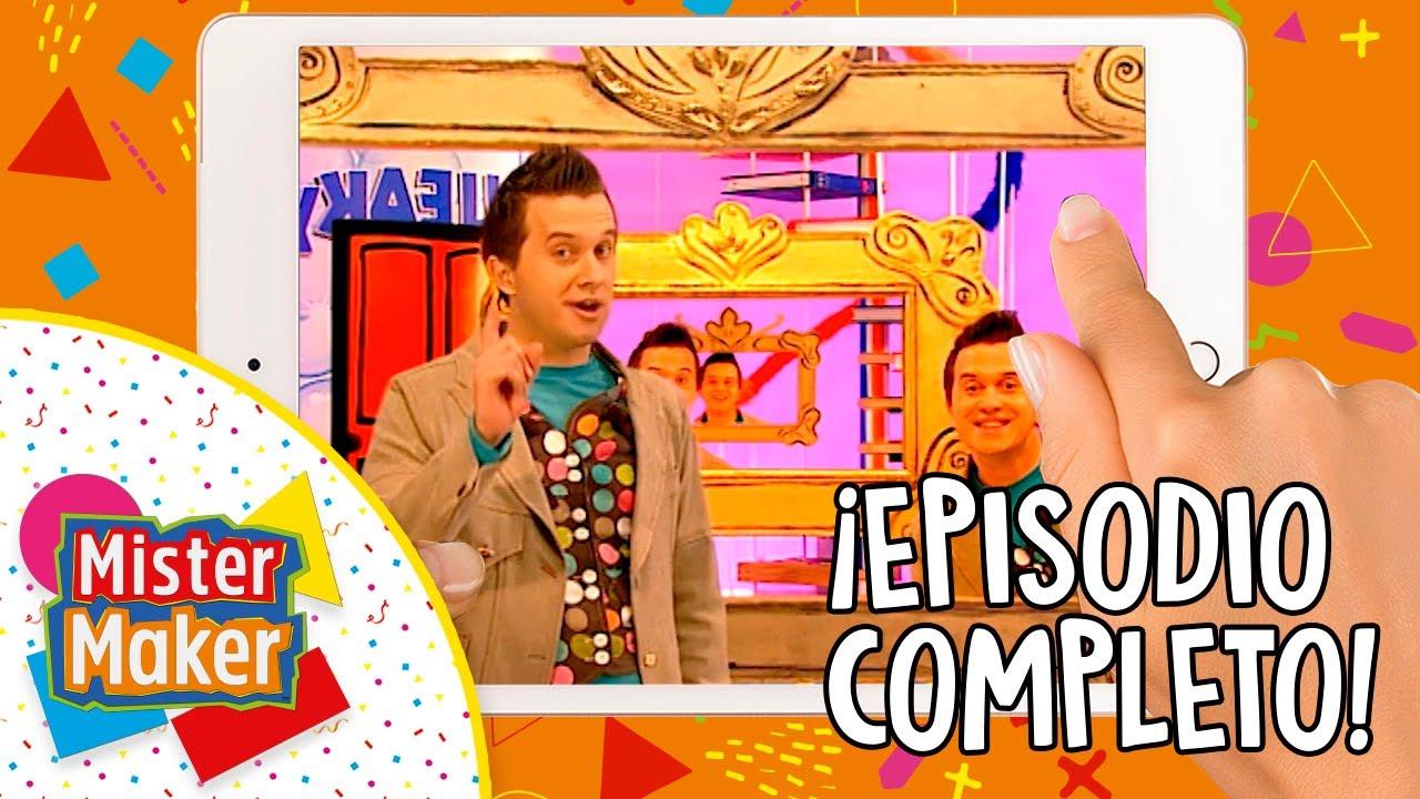 Mister Maker en Español | Episodio 11, Temporada 3