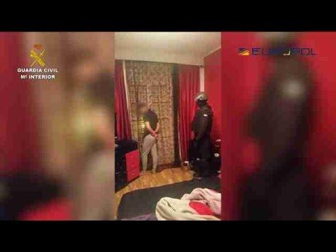 Detenido en Santa Coloma de Farnés (Girona) un marroquí por financiación de Dáesh