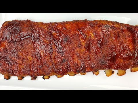 Oven Baked Ribs Recipe - How To Make BBQ Ribs In The Oven