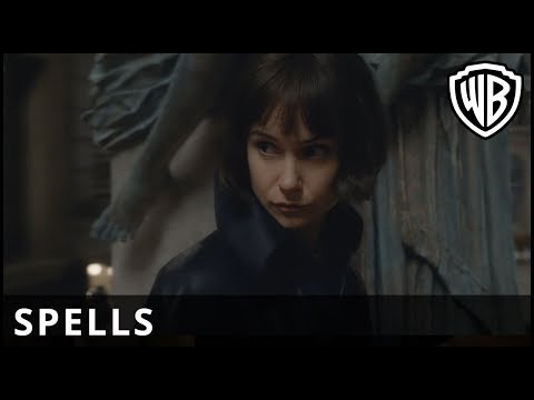 Fantastic Beasts: The Crimes of Grindelwald - Favourite Spells - Warner Bros. UK