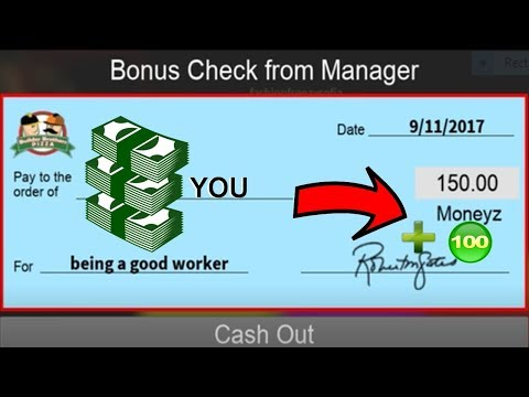 💸[WORKING WITH CHRISTMAS UPDATE]Roblox Work At A Pizza Place Money Glitch💸