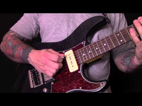 Black Metal Guitar Lesson - Tremolo Picking Techniques