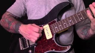 �������� ���� Black Metal Guitar Lesson - Tremolo Picking Techniques ������