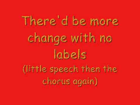 Akon- No Labels lyrics