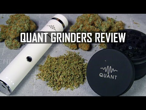 Quant Premium And Electric Grinders Review