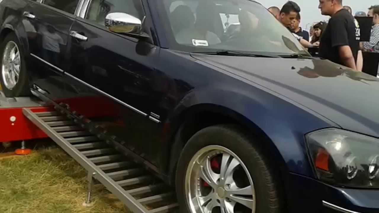 Dodge Caravan srt dyno run  YouTube