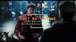 2Pac - Can't Be Touched feat Eminem & DMX (2017 Mayweather vs. McGregor Music Video)