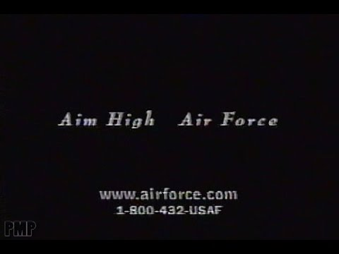 United States Air Force Recruitment Commercial (1999)