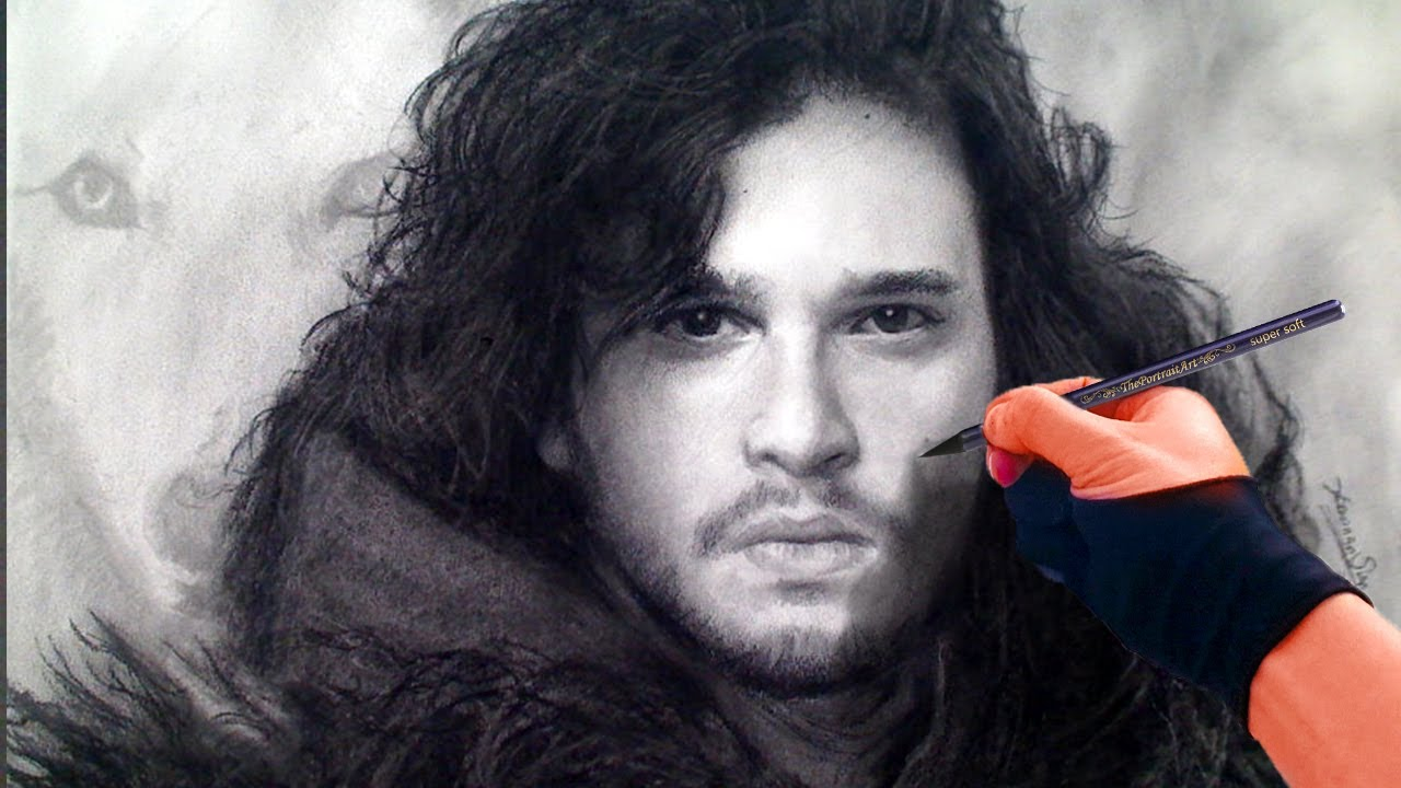 This Will Make You Rethink Using Charcoal Epic Jon Snow