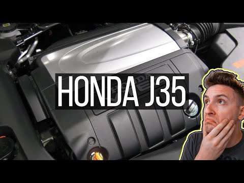 Honda J35: Everything You Need to Know