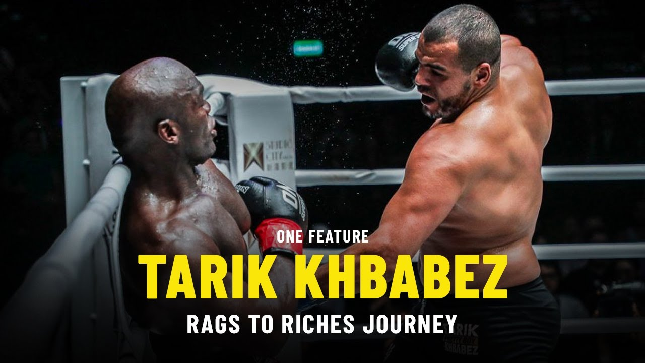 Tarik Khbabez's Rags To Riches Journey | ONE Feature