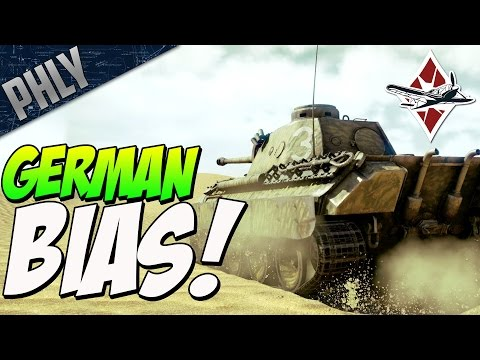 War Thunder - ABSOLUTE MASSACRE - PANTHER POWER (War Thunder Tanks Gameplay)