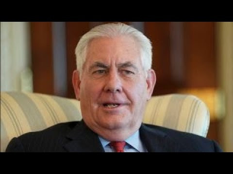 Tillerson intensifies efforts to isolate North Korea