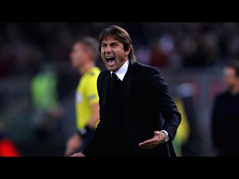 Conte furious with 'really, really bad' Chelsea after Roma defeat