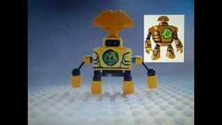 Custom Ben 10 Lego figures (5th video)(Here's my 5th video with figures base off of Ben 10 characters. I'd recommend you watch the first video first. Just look for it through my uploads list. 0:25 Ben ..., 2013-10-25T22:21:26.000Z)