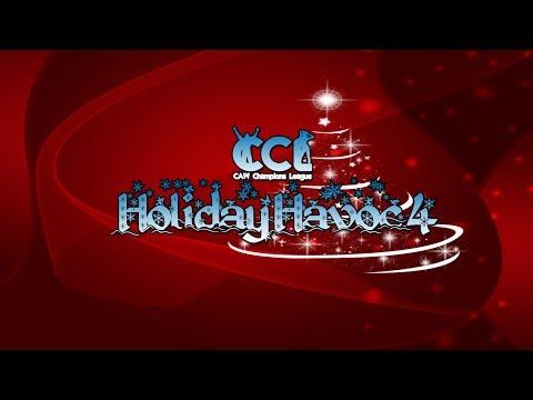 CCL Holiday Havoc 4 (p1)