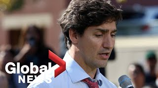 Canada Election: Liberal leader Justin Trudeau delivers remarks in Saskatoon | LIVE