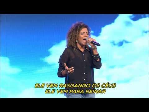 Nívea Soares - Culto Cristo Vivo (18/12/2016)