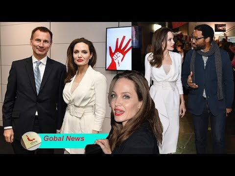 Angelina Jolie luxury when she joined Sophie salvaged marriage with Brad in the conflict initiative