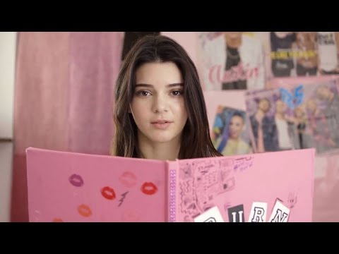 Kendall Jenner Takes on Her 'Haters' in New Burn Book