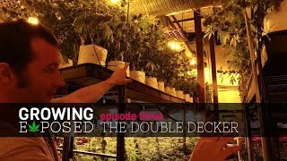Growing Exposed Season 1 Episode 3 - Double Decked Growing