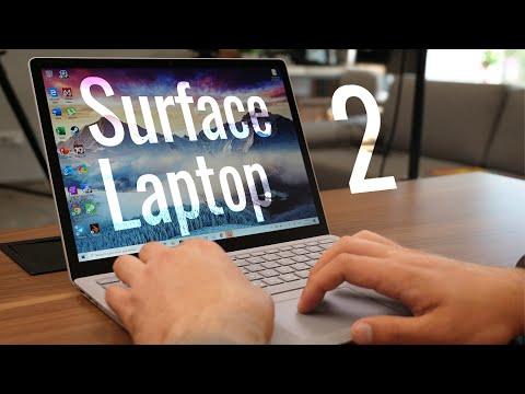 Обзор Microsoft Surface Laptop 2 - НЕВЕРОЯТНЫЙ И УДИВИТЕЛЬНЫЙ НОУТБУК