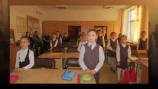 Открытые уроки английского языка 1А,1Б,1 классов