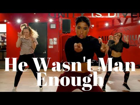 He Wasn't Man Enough - Toni Braxton DANCE VIDEO| Dana Alexa Choreography