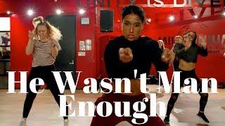 He Wasn't Man Enough - Toni Braxton DANCE VIDEO| Dana Alexa Choreography