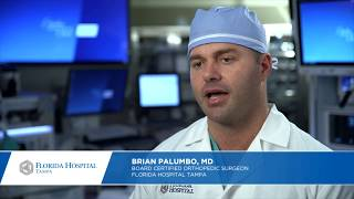 Hip Replacement Surgery with Dr. Brian Palumbo - Florida Orthopaedic Institute
