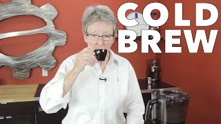 Drip Vs. Immersion Cold Brew Taste Test!