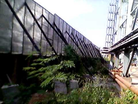 Noise Barrier( Insider View ), Installed At ACC Limited, Chanda-Maharashtra