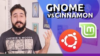 Ambiente Gráfico e Menu - Ubuntu vs Linux Mint  (Parte 1)