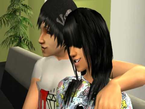 Hellogoodbye-Here In Your Arms (~~Sims 2 Style~~)